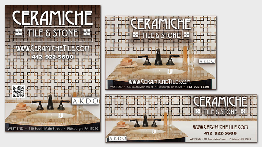 Ceramiche Tile & Stone :  AKDO Promotion