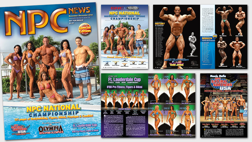 NPC News Magazine : November/December 2012